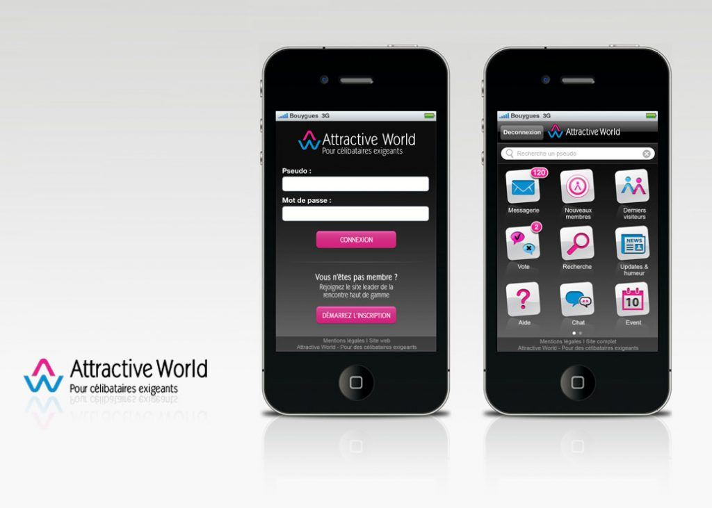 attractiveworld mobile